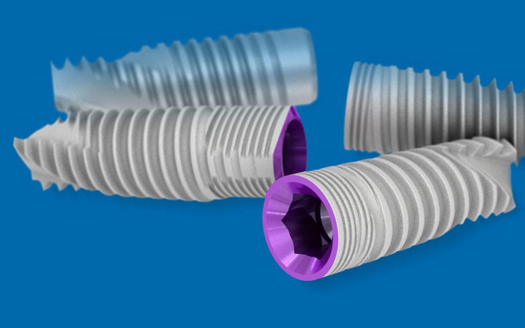 Rendering Implantate Fassungen